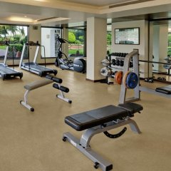 Отель Kenilworth Beach Resort & Spa Индия, Гоа - 1 отзыв об отеле, цены и фото номеров - забронировать отель Kenilworth Beach Resort & Spa онлайн фитнесс-зал