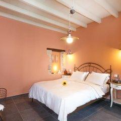 Отель Villa Dei Ciottoli Родос комната для гостей фото 3
