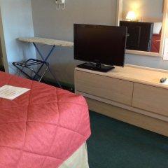 Отель Americas Best Value Inn-Meridian 2* Номер Делюкс с различными типами кроватей фото 6