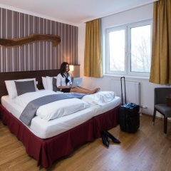 Arion Airport Hotel 4* Стандартный номер с различными типами кроватей фото 9