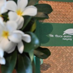 Отель The Touch Green Naiyang фитнесс-зал фото 3