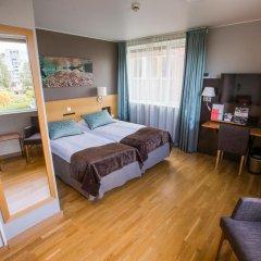 Quality Hotel Saga 3* Номер Делюкс с различными типами кроватей фото 2
