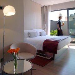 Hotel Cram 4* Стандартный номер с двуспальной кроватью