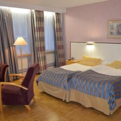 Arthur Hotel 3* Улучшенный номер с 2 отдельными кроватями