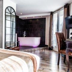 Отель Atelier Montparnasse Hôtel 3* Стандартный номер с различными типами кроватей фото 5