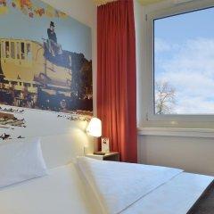 B&B Hotel Nürnberg-Hbf комната для гостей фото 2