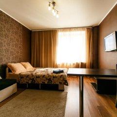 Гостиница Аврора Улучшенная студия с различными типами кроватей фото 19
