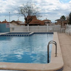 Апартаменты –Apartment Los Montesinos бассейн фото 2