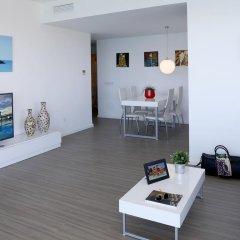 Отель AxelBeach Ibiza Spa & Beach Club - Adults Only 4* Апартаменты с различными типами кроватей фото 6