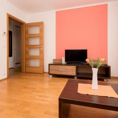 Отель Aparthotel Angel 3* Апартаменты с разными типами кроватей фото 16