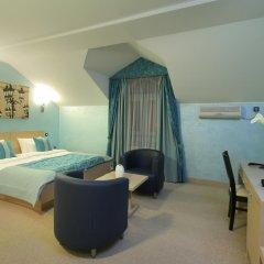 Euro Garni Hotel 4* Стандартный номер с различными типами кроватей