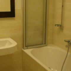 Отель Autobudget Apartments Platinum Towers Польша, Варшава - отзывы, цены и фото номеров - забронировать отель Autobudget Apartments Platinum Towers онлайн ванная фото 2