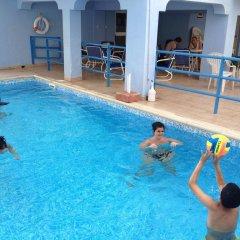 Отель Nondas Hill Apts Кипр, Ларнака - отзывы, цены и фото номеров - забронировать отель Nondas Hill Apts онлайн бассейн