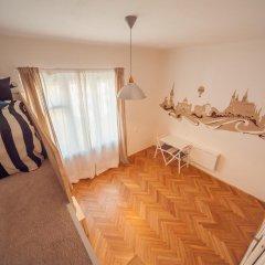 Апартаменты Bright Studio Kourimska комната для гостей фото 5