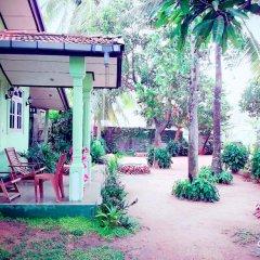 Sylvester Villa Hostel Negombo Кровать в общем номере с двухъярусной кроватью фото 4