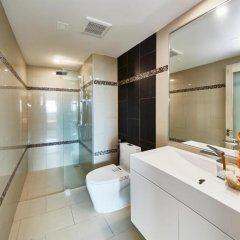 Отель Water Park Condominium by Able Estate Паттайя ванная фото 2