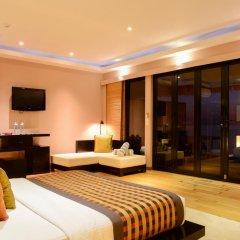 Отель Adaaran Prestige Vadoo 5* Вилла с различными типами кроватей фото 12