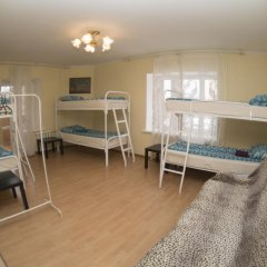 Like Hostel Кровать в мужском общем номере с двухъярусной кроватью фото 5