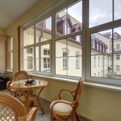 Апартаменты Vilnius Apartments Вильнюс балкон