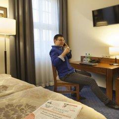 Dw Piast Hostel Вроцлав удобства в номере
