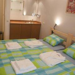 Spirit Hostel and Apartments Стандартный номер с различными типами кроватей фото 6