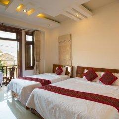 Отель Hoang Thu Homestay 2* Стандартный семейный номер с двуспальной кроватью фото 6
