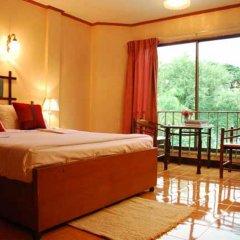 Отель Seashore Pattaya Resort 3* Улучшенный номер с различными типами кроватей