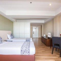 Отель D Varee Jomtien Beach 4* Улучшенный номер с различными типами кроватей фото 15