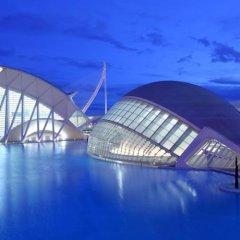 Отель Ibis Palacio De Congresos бассейн