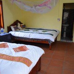Отель Hoang Kim Homestay Шапа комната для гостей фото 4