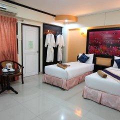 Home Pattaya Hotel 3* Улучшенный номер с различными типами кроватей фото 2