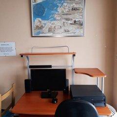 Отель Albergue Pension Flavia Кровать в общем номере фото 18