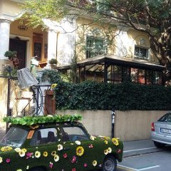 Отель Brigada Сербия, Белград - отзывы, цены и фото номеров - забронировать отель Brigada онлайн парковка фото 2