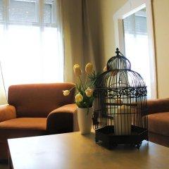Апартаменты LeftBank Apartment Будапешт комната для гостей фото 3