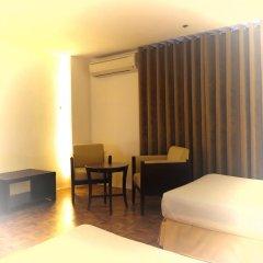 Century Plaza Hotel 2* Улучшенный номер с различными типами кроватей