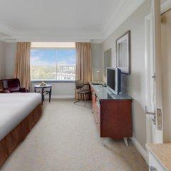 Отель London Hilton on Park Lane 5* Стандартный номер с различными типами кроватей фото 9