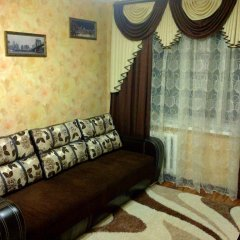 Апартаменты Apartments on Proletarskaya комната для гостей фото 5