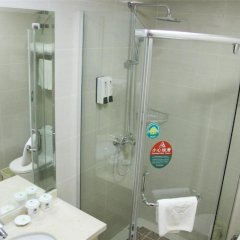 GreenTree Inn DongGuan HouJie wanda Plaza Hotel ванная фото 2