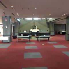 Отель Nari Aizu Lodge Айдзувакамацу фитнесс-зал