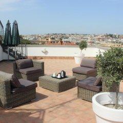 Grand Hotel Tiberio 4* Люкс с различными типами кроватей фото 10
