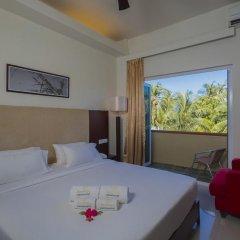 Отель Reveries Diving Village, Maldives 3* Номер Делюкс с двуспальной кроватью фото 9