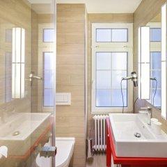 Отель Swiss Night by Fassbind 3* Стандартный номер с различными типами кроватей фото 10