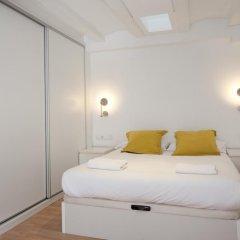 Отель Aspasios Verdi Apartments Испания, Барселона - отзывы, цены и фото номеров - забронировать отель Aspasios Verdi Apartments онлайн комната для гостей фото 4