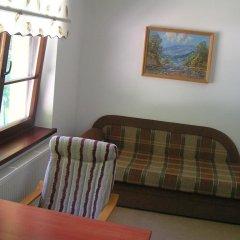 Гостиница Дубки 3* Стандартный семейный номер с двуспальной кроватью фото 5