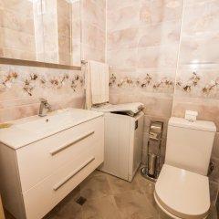 Отель Family Hotel Gallery Болгария, Солнечный берег - отзывы, цены и фото номеров - забронировать отель Family Hotel Gallery онлайн ванная фото 2
