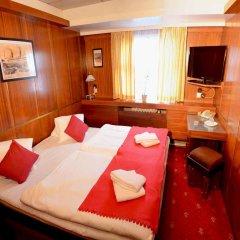 Отель Botel Albatros 3* Стандартный номер с различными типами кроватей