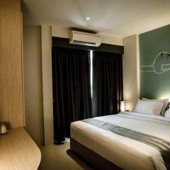 TIRAS Patong Beach Hotel 2* Улучшенный номер с различными типами кроватей фото 7