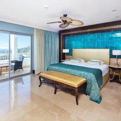 Отель Rixos Premium Bodrum - All Inclusive 5* Улучшенный люкс разные типы кроватей фото 2