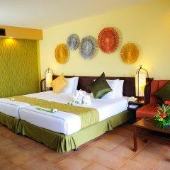 Отель Andaman Cannacia Resort & Spa 4* Номер Делюкс двуспальная кровать фото 4