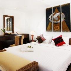 Отель Mangosteen Ayurveda & Wellness Resort 4* Семейный люкс с двуспальной кроватью фото 10